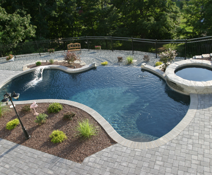 Projects ecds llc for Pool design by laly llc